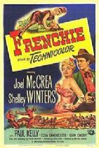 Frenchie 1950 DVD - Joel McCrea / Shelley Winters
